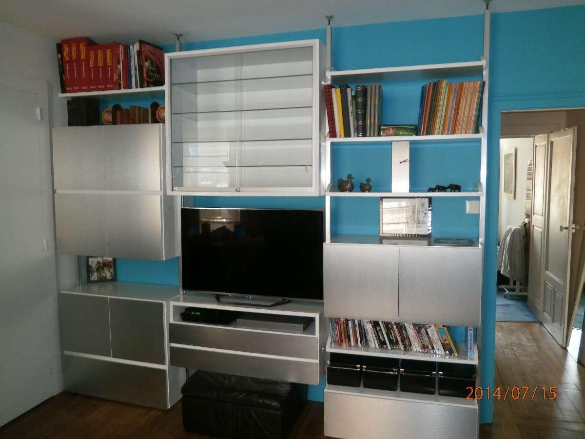 Création meuble salon