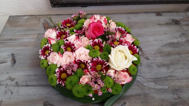Fleuriste - Composition pour mariage