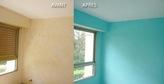 AJC Peinture rénove et embellit votre intérieur