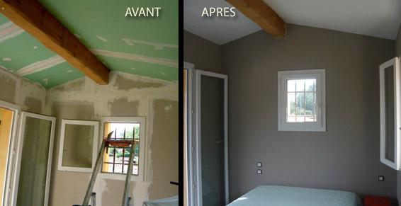 AJC Peinture, neuf et rénovation à Mandelieu La Napoule