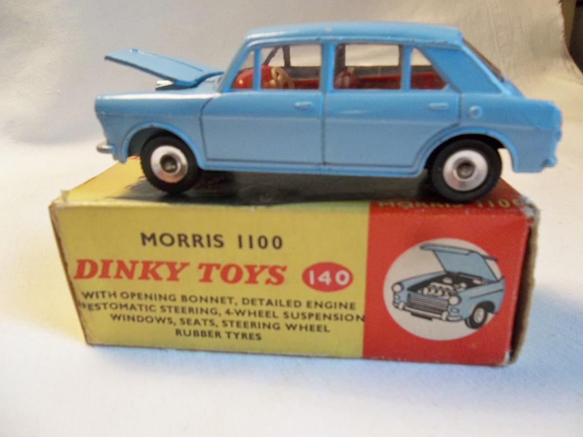 voiture dinky toys - jouets anciens - Antiquités - Essonne
