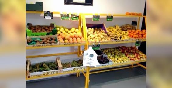 Vente - Livraison - Fruits et légumes