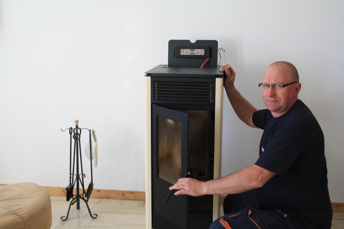 Installateur Poele A Bois Le Havre chauffage (vente installation) - geffroy rené le havre