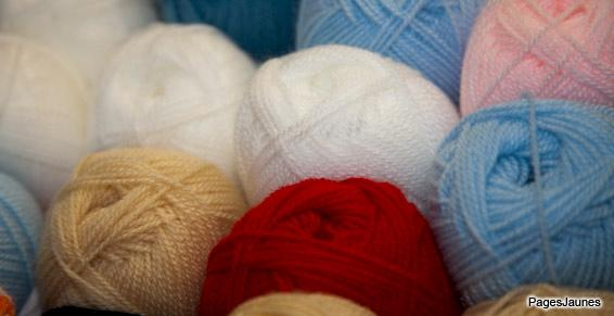 Fée Mains vend de la laine de qualité