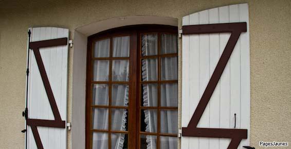 Pose de porte-fenêtre Vivabat Rénovation Ardèche
