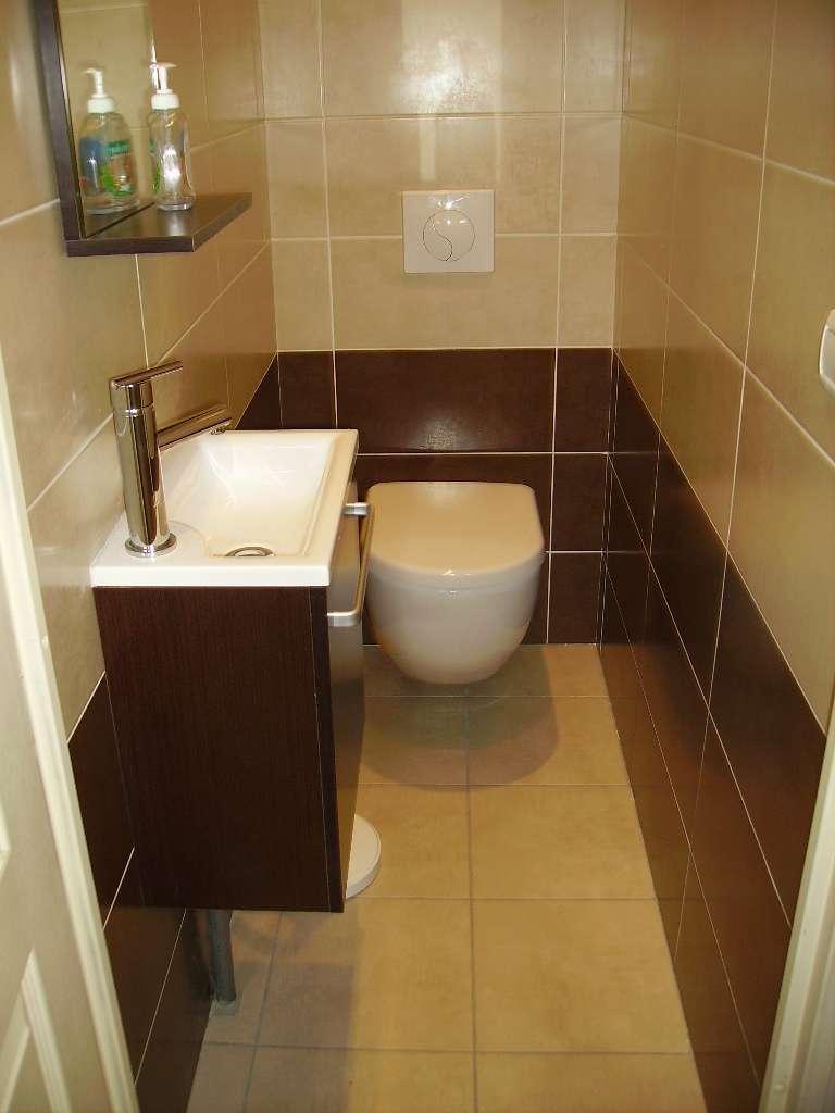 Création toilette après Barclais Bâtiment en Région parisienne
