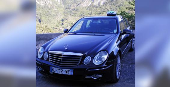 Taxi Davoy à Grasse - Transports de malades assis