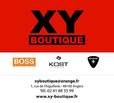 """XY Boutique - Strellson et Hugo Boss - Vêtements pour l""""homme moderne"""