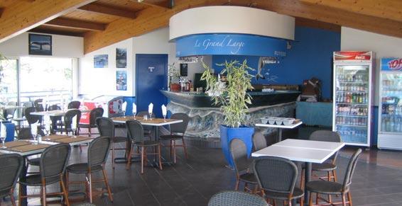 Le Grand Large, restaurant à Saint-Gilless les Bains (La Réunion)