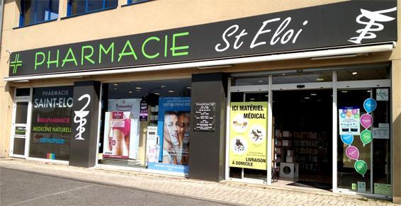 Pharmacie Saint Eloi à Rodez en Aveyron