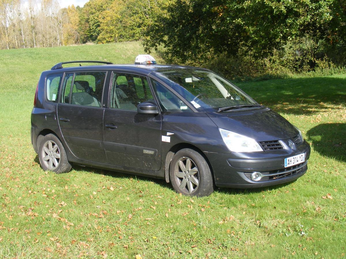 Chauffeur de taxi en Indre-et-Loire (37)