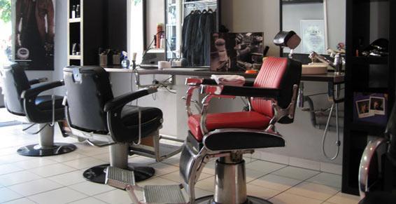 fauteuil coiffeur/barbier belmont