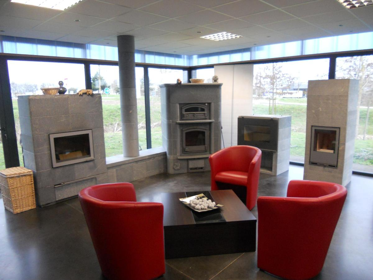 Eco Logis show room  Bressuire
