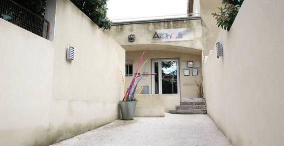 Institut Beauté & Bien-être AZAHO à Uzès.