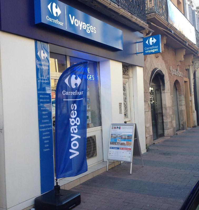 Carrefour Voyages Paréo Voyages Franchis - Agences de voyages