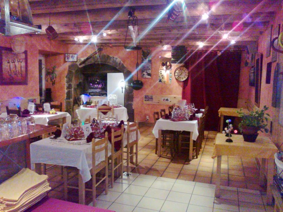 Auberge de la Régordane, repas d'affaires à Solignac-sur-Loire