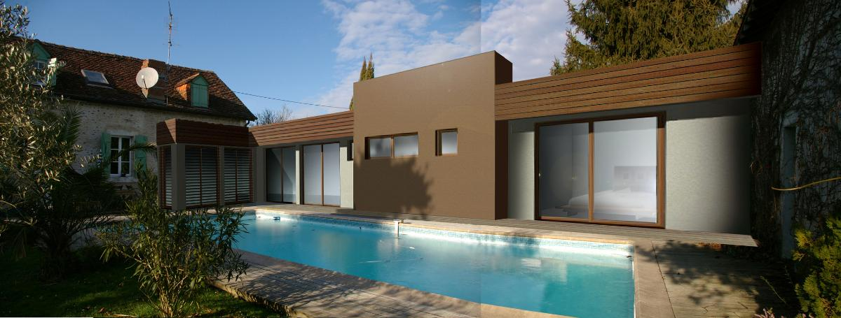 Extensions, Agence d'architecture Despagnet