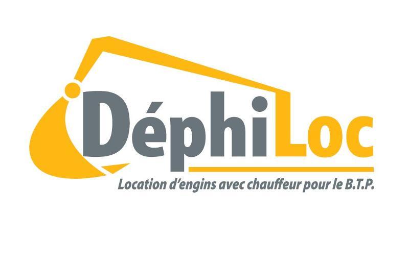 DEPHILOC - location d'engins TP