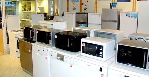 Micro-ondes et lave-vaisselle - Cuisines
