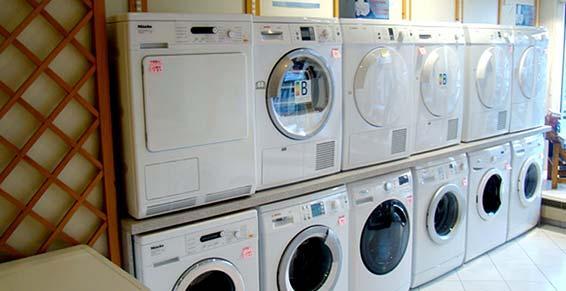 Lave-linge à Moutiers