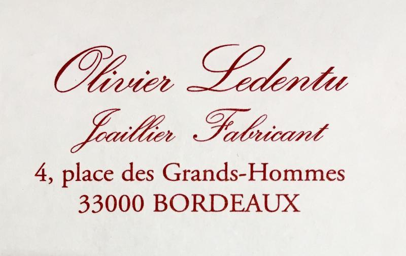 Olivier Ledentu Joaillier