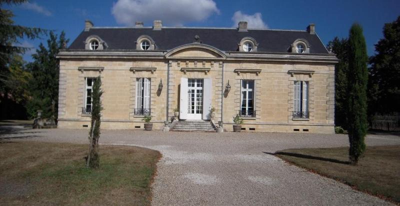 Jean Barot, expertises viticoles