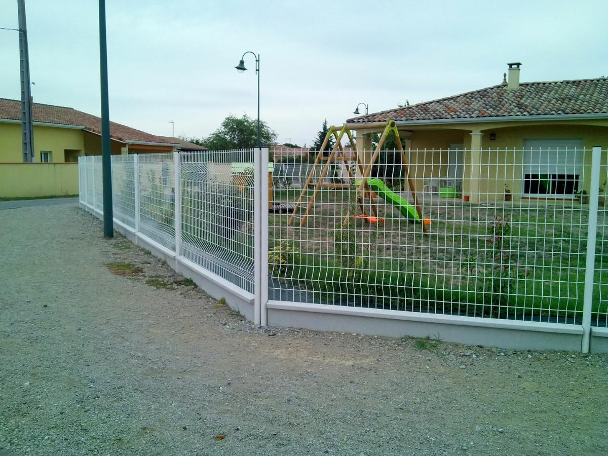 clôture 7