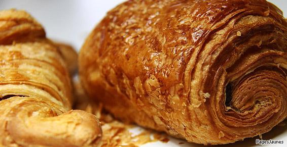 Lot de pains au chocolat, au Fournil de Birdy, à Talence