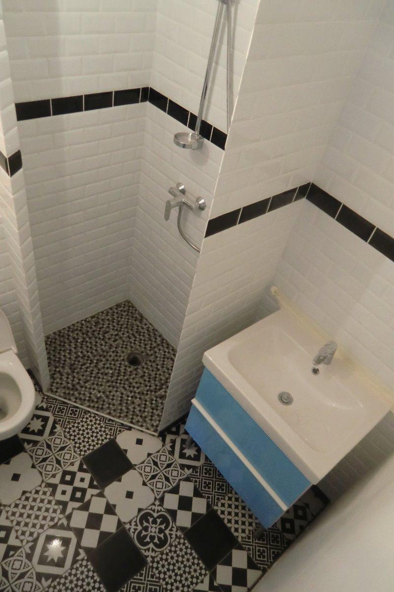 Conception et réalisation de salle de bains