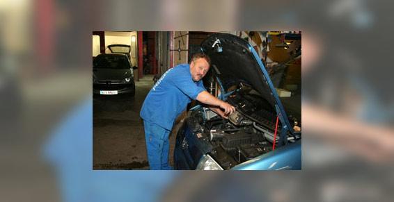 Carrosserie Muller-Wachenheim. Réparation d'automobile.