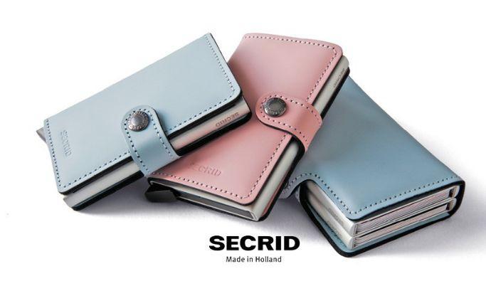 Portes cartes SECRID