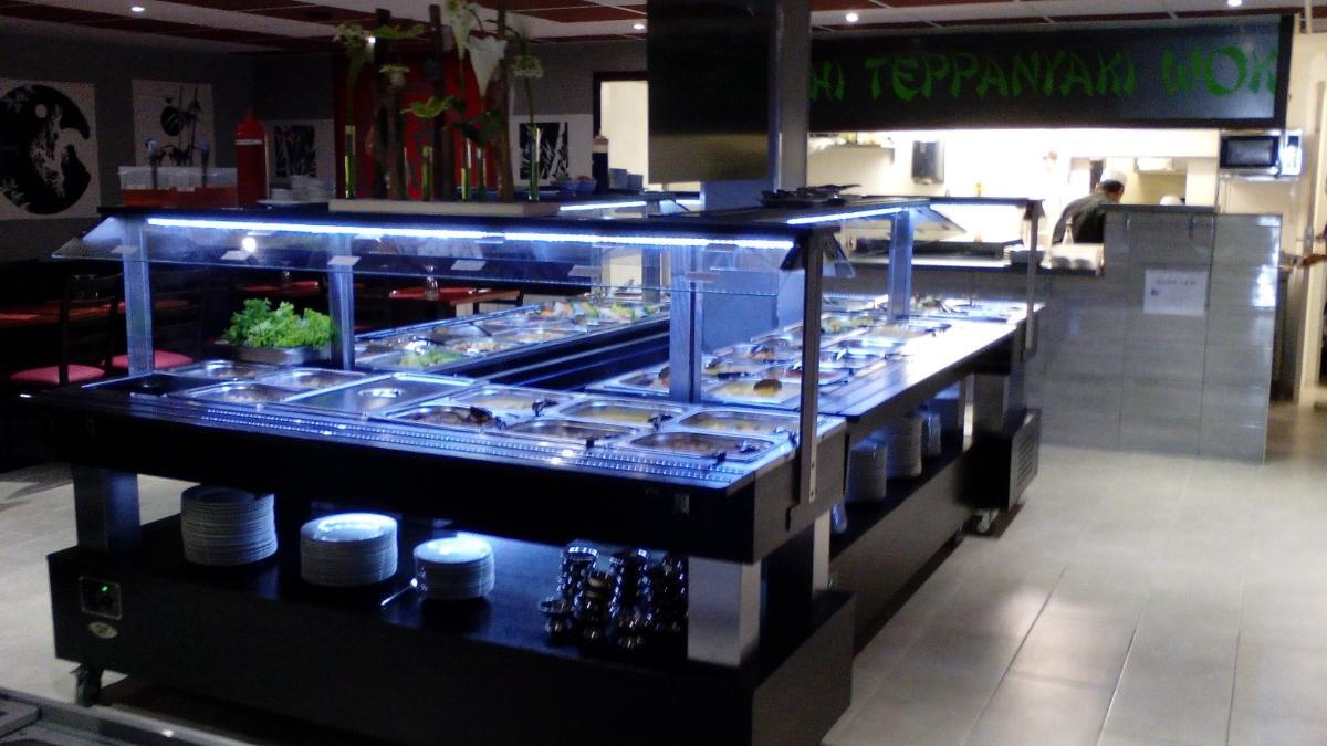 Buffet à volonté - Restaurant Sawadee situé à Pontivy dans le Morbihan (56)