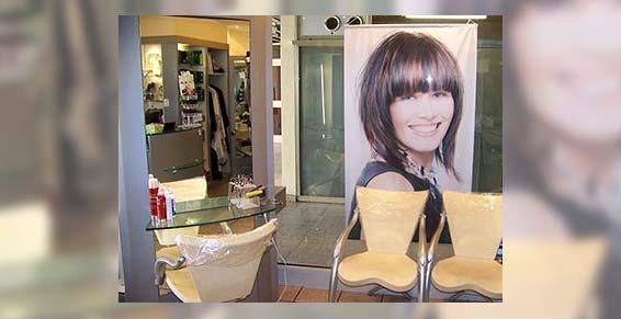 coiffeurs - accueil