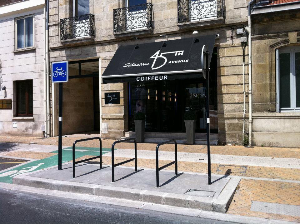 Salon de coiffure 45th Avenue à Bordeaux Caudéran (33)