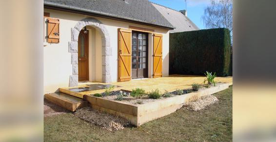Vert Le Jardin - Entretien écologique de jardin