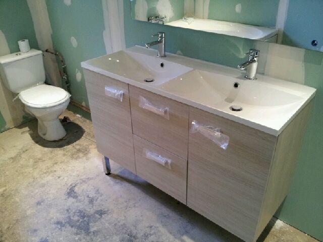 Maison rénovées (SDB) par votre plombier GIANI à La Hoguette (14)