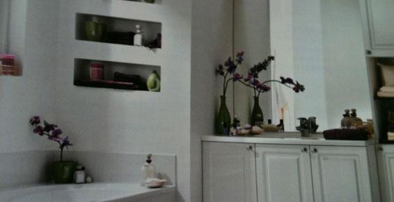Sanitaires - Salle de bain