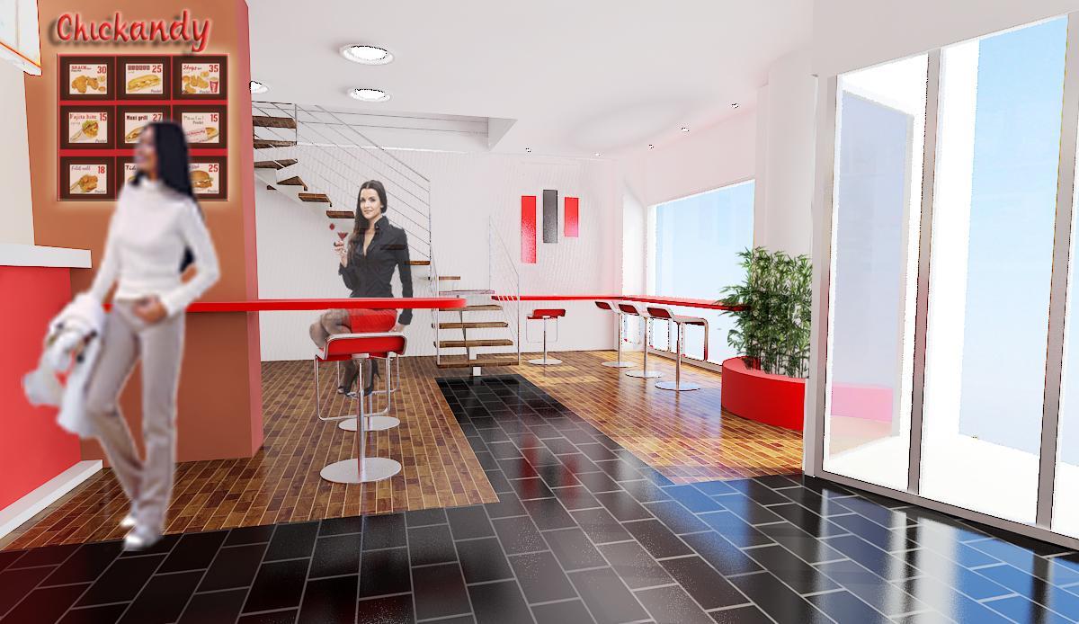 Atelier Bel'Art Aménagement restaurant par votre architecte à Drancy
