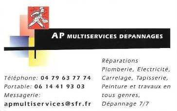 AP Multiservices Dépannages