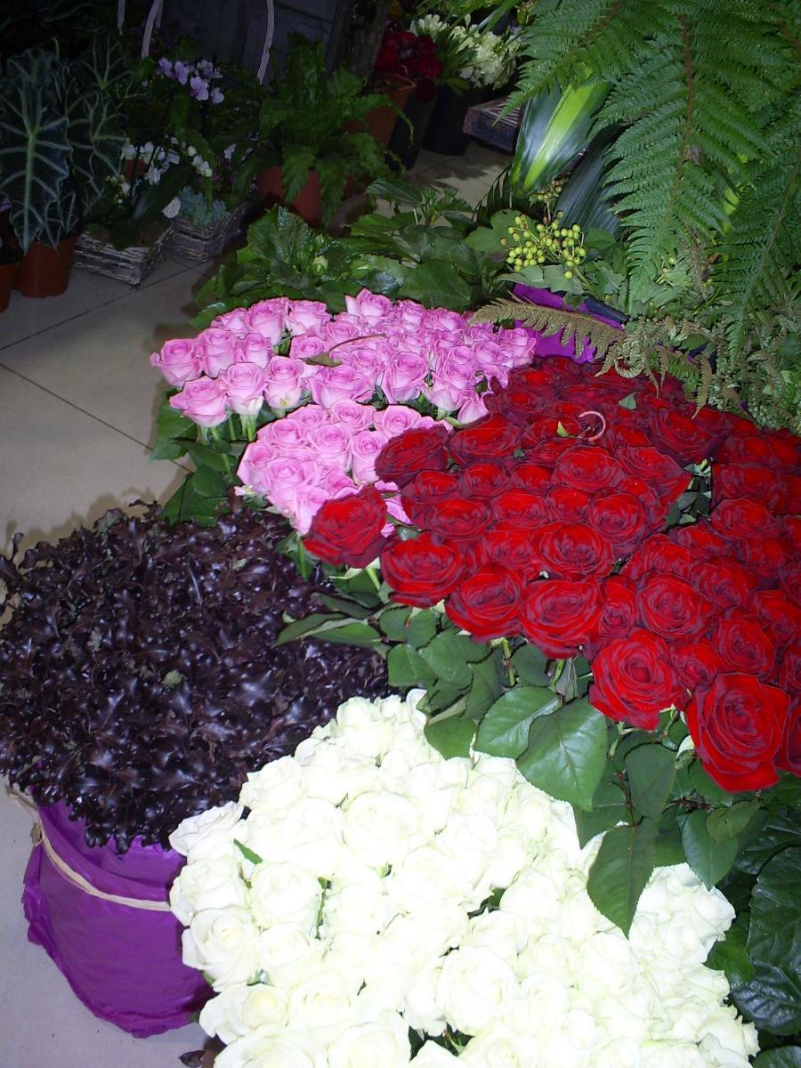 Fleurs D'Antan fleuriste à Paris dans le 15ème