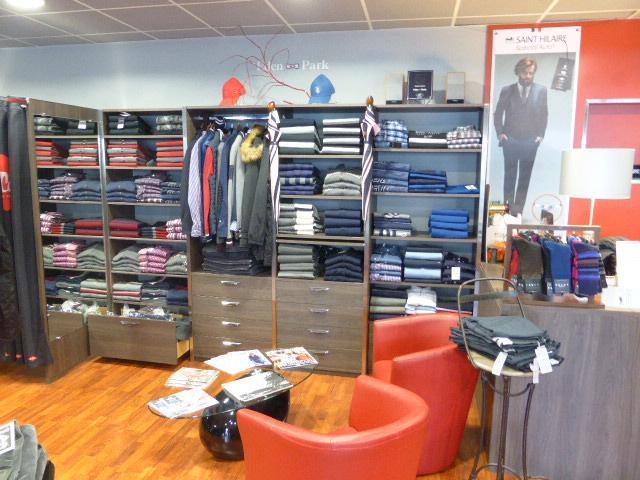Notre magasin vêtements homme à Saint-Pierre-d'Oléron