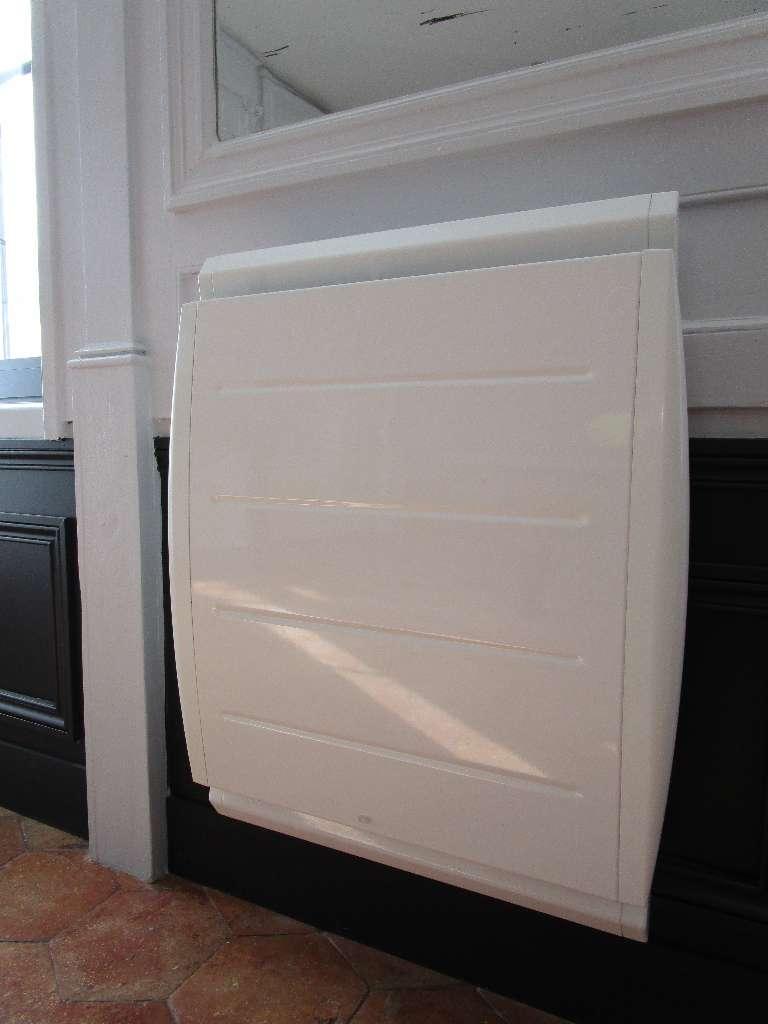 Installation de radiateurs électriques