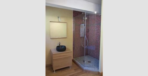 Création salle d'eau - APF Plomberie Chauffage à Chartres (28)