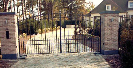 AB ELEC + automatisation des portes et portails dans le Nord