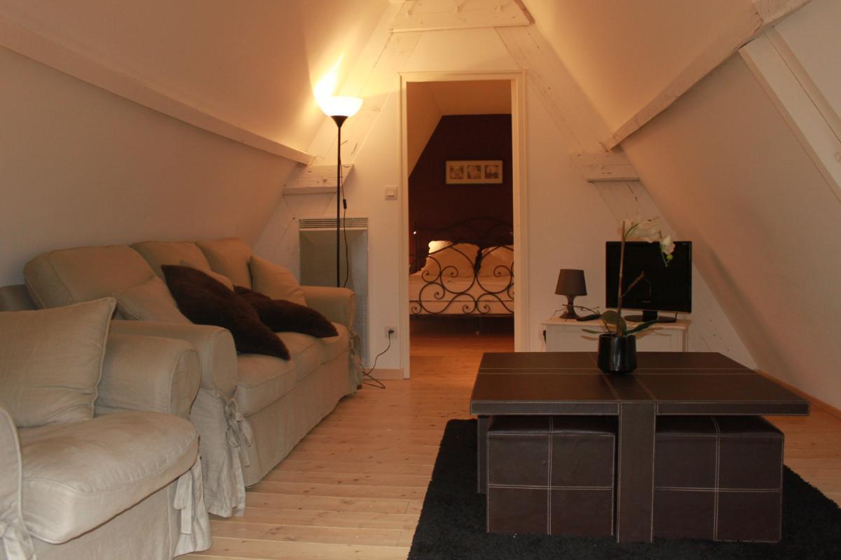 Petit salon à l'étage