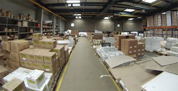 Logistique de transpot - La mezzanine