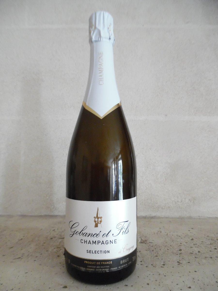 Champagne Sélection la bouteille
