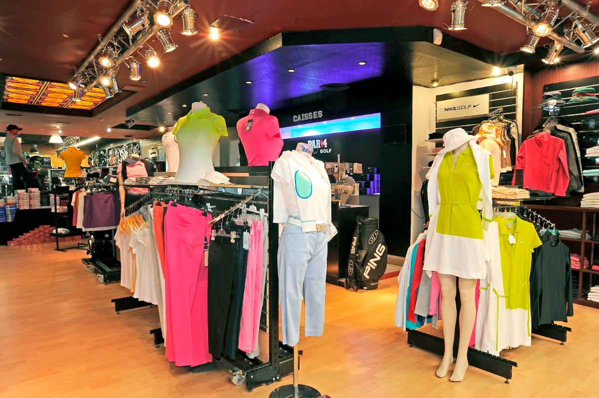 Espace textile femme