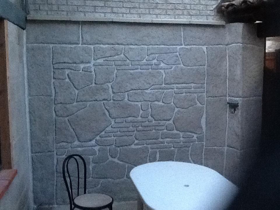 Enduits Lorenzo Project, fausses pierres, enduit  de ravalement près de Montauban Tarn et Garonne (82)