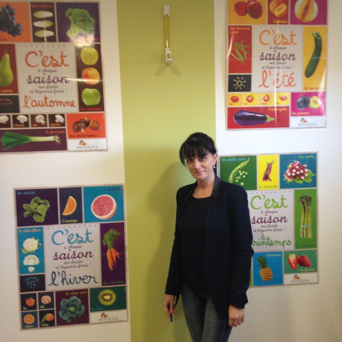 Julie Paoli pour acquérir le plaisir de bien manger à Lucciana